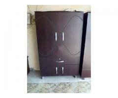 Wardrobes and double Bed Factory Rate for sale