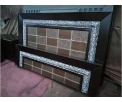 Double Bed (10 years Warranty) for sale in good amount