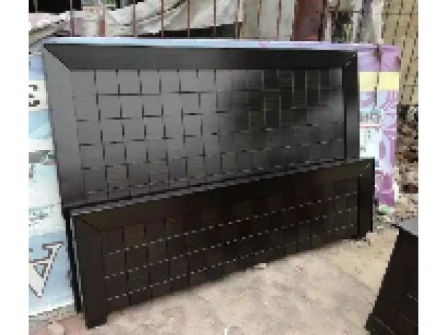 Bed set model 17 for sale in good amount
