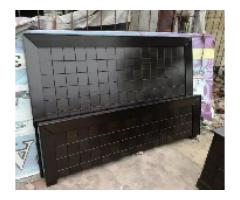 Bed set model 17 for sale in good amount