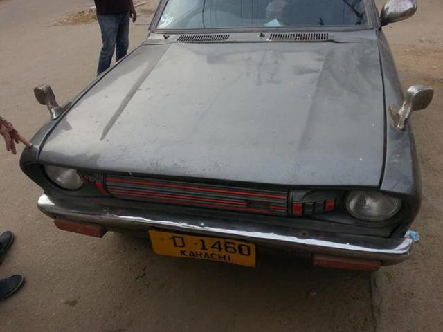 Datsun 120y for sale in good amount