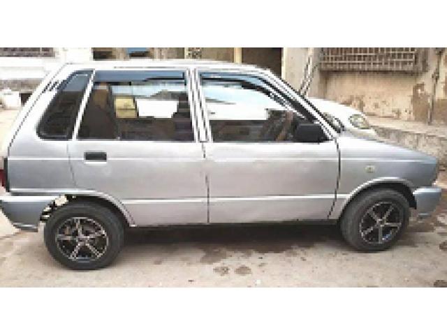 Suzuki Mehran VXR 2003 for sale in good amount