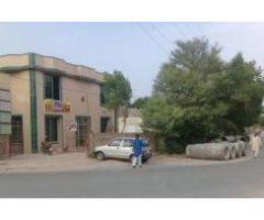 5 KANAL Corner Commercial Property For Sale In Multan