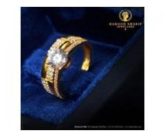 Engagement rings in Lahore