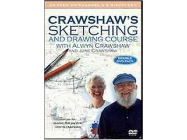 Sketching and Drawing video training DVDS Are available In Karachi
