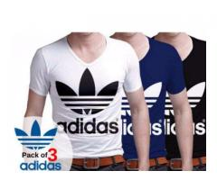 ADIDAS T-SHIRTS PACK FOR SALE IN LOW PRICE KARACHI