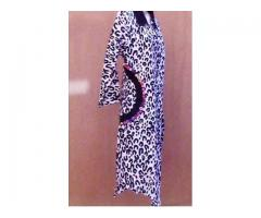 Leopard Print Shirt Colour Black and White For Sale In  Islamabad, Islamabad Capital Territory