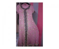 Bridal Makci T- Pink For Sale In low Price In Islamabad