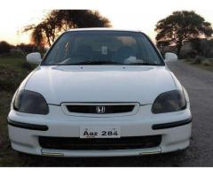 Honda Civic nice Condition For Sale In Kohat, Khyber Pakhtunkhwa