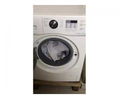 Samsung fully automatic washing machine for sale in good condition