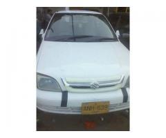 Suzuki Cultus 2007 for sale in good amount and also condition