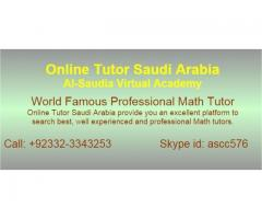 Online Expert I.B. Mathematics Tutors Standard and High Level