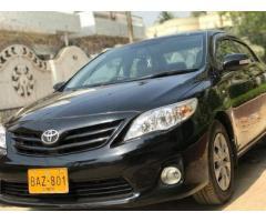Toyota Corolla Xli Modle 2013/2014 First Owner Low Milage for sale