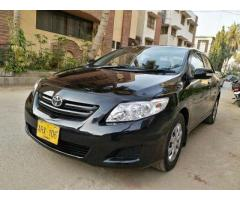 Toyota Corolla 2009/2010 First Owner Low Milage for sale