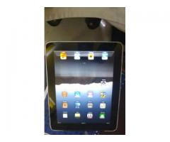 Ipad first gen 64gb, data sim, fixed price for sale in good amount