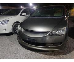 Ncp Honda civic for sale in good amount and condition