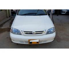Suzuki cultus 2015 For sale in good amount and also a good condition