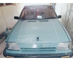 Suzuki khyber 1994 original for sale in good amount