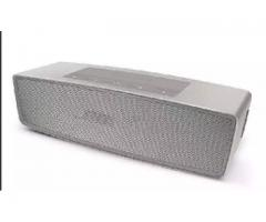 Bose SoundLink Mini Bluetooth Speaker II (Pearl) free delivery sialkot