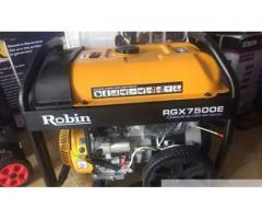 Robin powered by the world renowned Honda 8KVA for sale