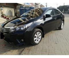 Toyota Altis 2016 Automatic for sale man this is new car