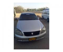 Toyota mark 2 for sale in good amount and also condition