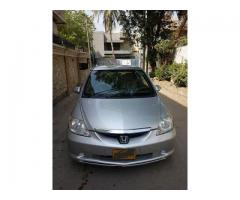 Honda City for sale this car urgent need money