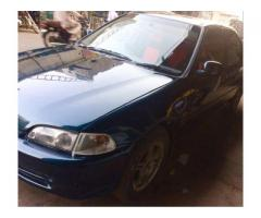 Honda civic dolphin 1995 for sale in good condition