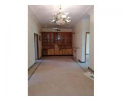 G11 (30×60) upper portion 3 bed marble flooring for rent good location