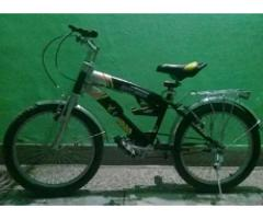 Bicycle for sale in good amount and condition
