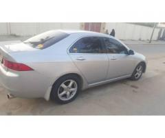 Honda Accord cl7 for sale in good amount reasonable price