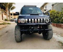 Jimny. One and only Monster in karachi for sale in good amount