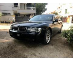 BMW 735i for sale in good condition and also amount
