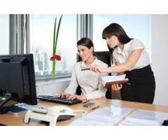Job for females as personal secretary