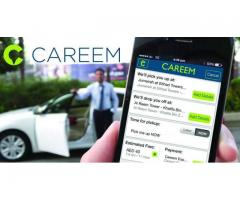 Careem Driver required