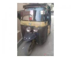 Cng 3 seater Rickshaw For Sale