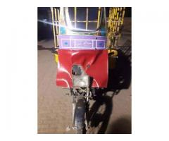 Loader Rickshaw for sale in good amount