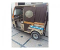 Sawa rickshaw for sale in good amount