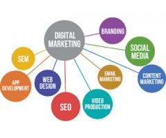 Digital online Marketer