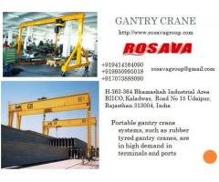 Leading Gantry Crane Manufacturer
