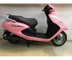 United Scooty 100cc for sale in good amount