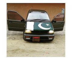 Suzuki Mehran 1998 up for sale in good amount