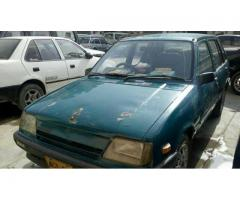 Suzuki khyber 99 good condition sales is up now come on call us