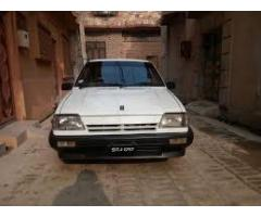 Suzuki Khyber 1992 (taxi number) for sale in good amount need money
