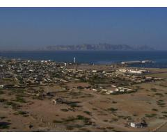 Gwadar Sea View for the best investment place for life sets