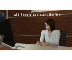 Female Assistant required handsome salary