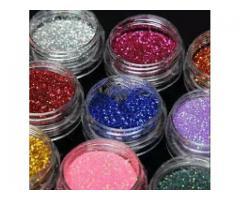 Pack of 12 Dusty Glitter Eye shadow for sale