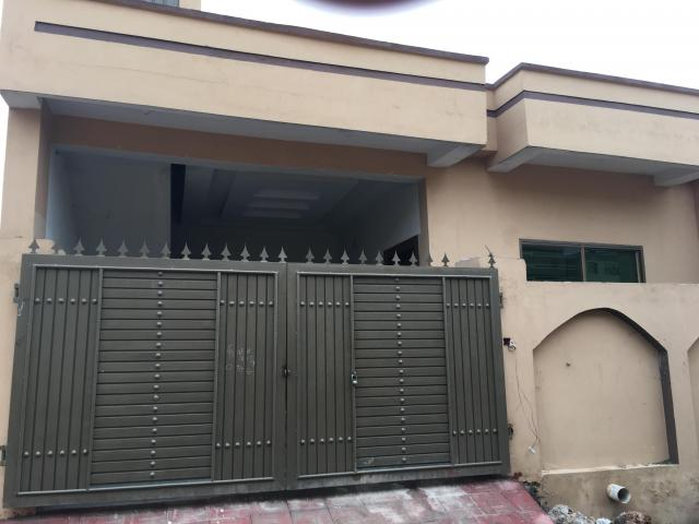 Superior 5 Marla Single Story House In Wakeel Colony/Abassi Town