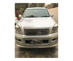 Toyota Prado TZ 2004 Silver Automatic for sale in good rate