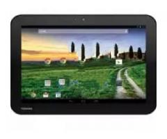 TOSHIBA AT10-A101 - 10.1 Tablet, 1GB, 32GB, 3G, 3.0M CAM, Android 4.2